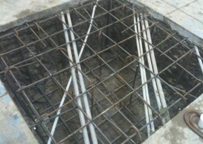 Crane Footing Pad