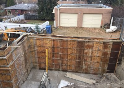 Rosemount Retaining Walls