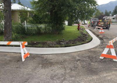 Municipality Sidewalks & Gutters